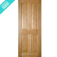 Deanta Bury Pre-Finished Internal Oak Door