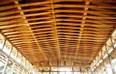 1000 images about wooden structure from jacques anglade and others on pinter - Anglade structure bois ...