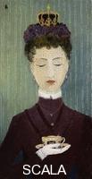 ******** Bradley, Helen (1900-1979). Queen Alexandra came to Tea. 1966