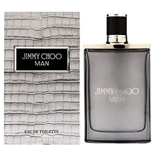 Jimmy Choo by Jimmy Choo 3.3 / 3.4 oz EDT Cologne for Men New In Box (Only Ship to United States)