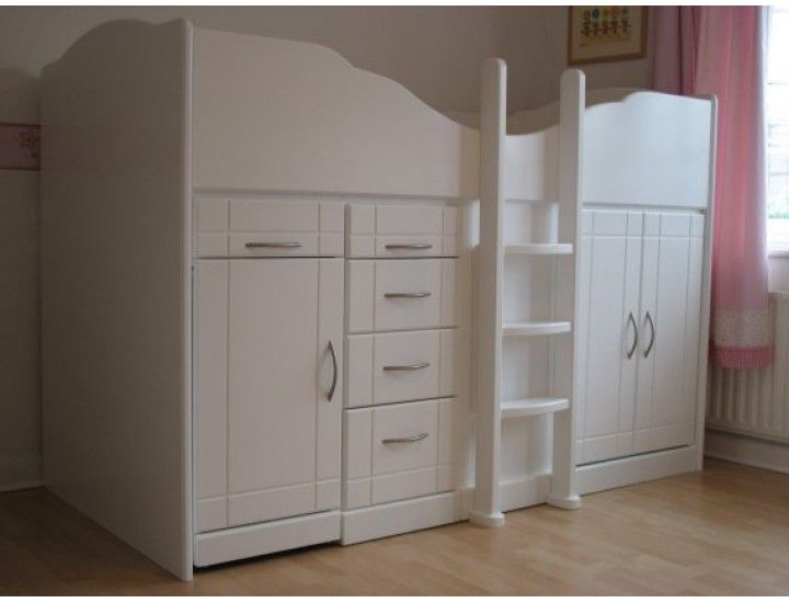 High Cabin Beds | Bespoke Cabin Beds | Childrens Cabin Beds | Personalised Cabin Beds