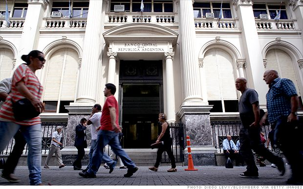Ay, caramba! Argentina on verge of default