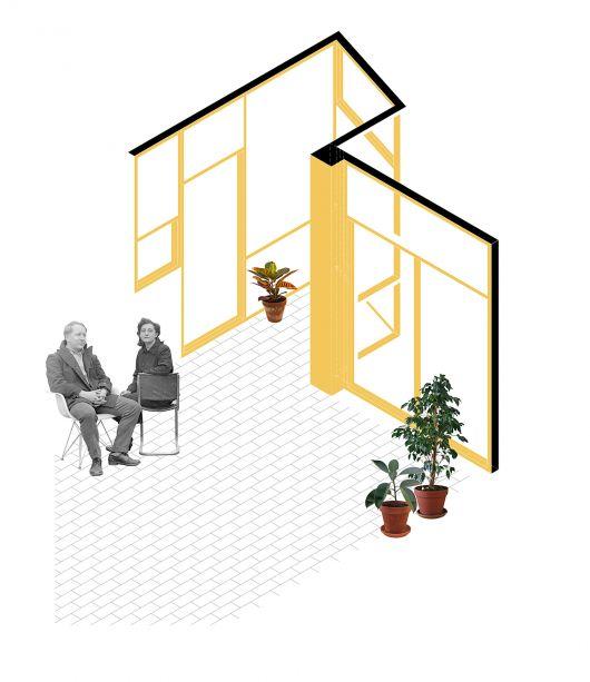 M s de 25 ideas incre bles sobre axonometric view en - Vano arquitectura ...
