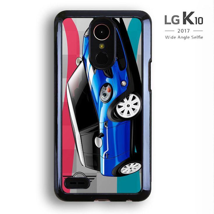 Mini Cooper Vector For LG K10
