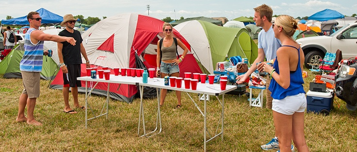 Firefly Music Festival | Camping