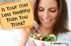 8 Reasons Why You're Not Losing Weight | SparkPeople