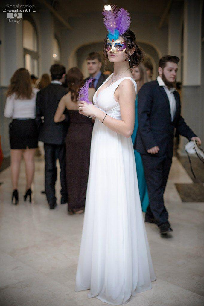 платье в аренду на бал