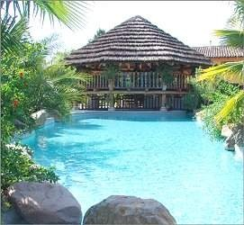 Santa Cruz Plaza Hotel Pool - Looks fantastic!!