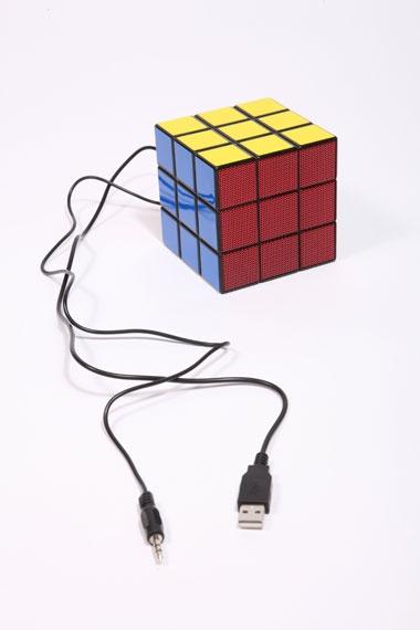 Rubix cube speaker so cool !