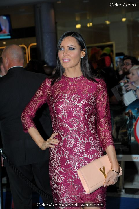 Linzi Stoppard The UK premiere of Captain America: The Winter Soldier at Westfield http://www.icelebz.com/events/the_uk_premiere_of_captain_america_the_winter_soldier_at_westfield/photo43.html