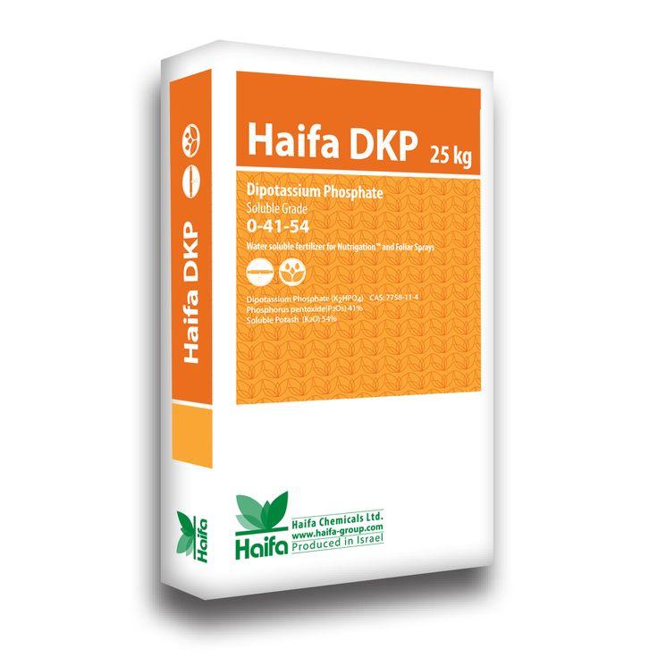 Λιπάσματα: Φωσφορικό Δικάλιο (DKP)