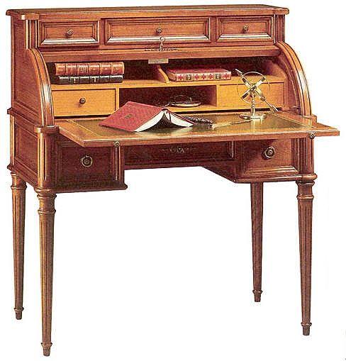 Le secr taire est un meuble de bureau pour crire et - Meuble pour ranger documents ...