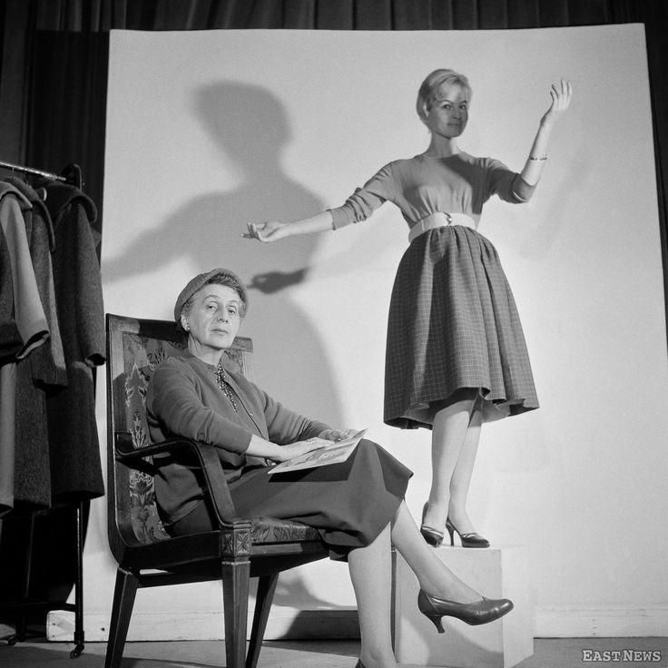 Moda w PRL, artykol z fashionpost.pl (zdj. Jadwiga Grabowska)