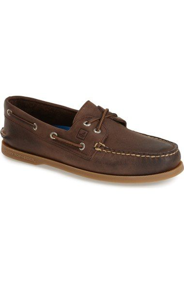 Sperry 'Authentic Original' Boat Shoe (Men) available at #Nordstrom