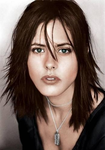 Shane McCutcheon from L Word  Shane is the coolest, I'd go gay for Shane, lol