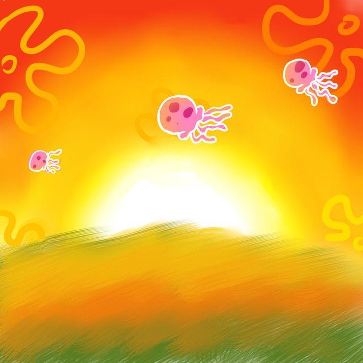 Spongebob Sky Wallpaper 67417 Usbdata