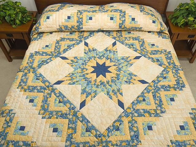 Best 25+ Yellow quilts ideas on Pinterest | Quilt patterns, Layer ... : blue and yellow quilt - Adamdwight.com