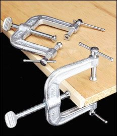 Edging Clamp - Woodworking