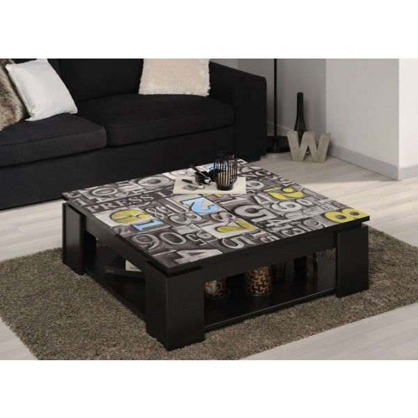 Parisot Quadri Coffee Table - 123