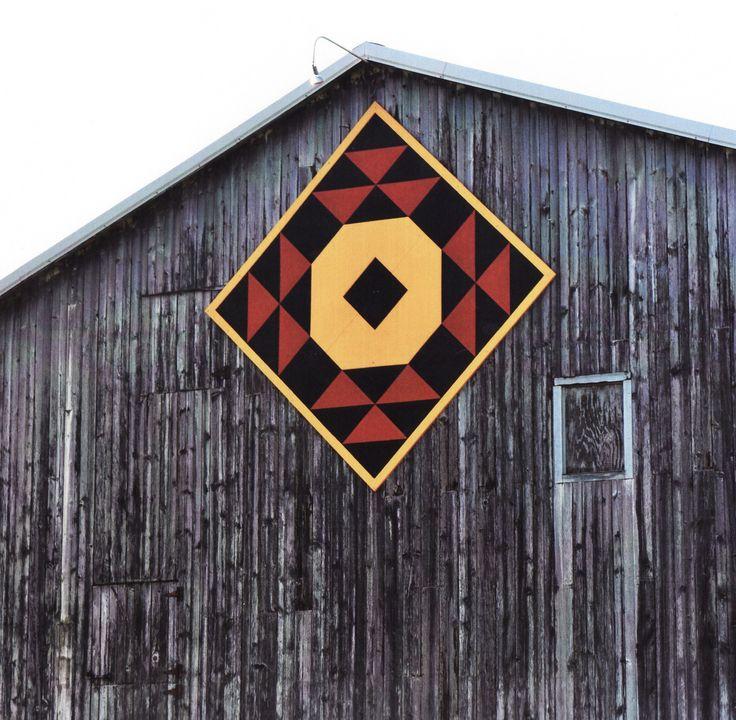 17 Best images about Barn Quilt on Pinterest | Barn quilt patterns ... : quilt block barn signs - Adamdwight.com