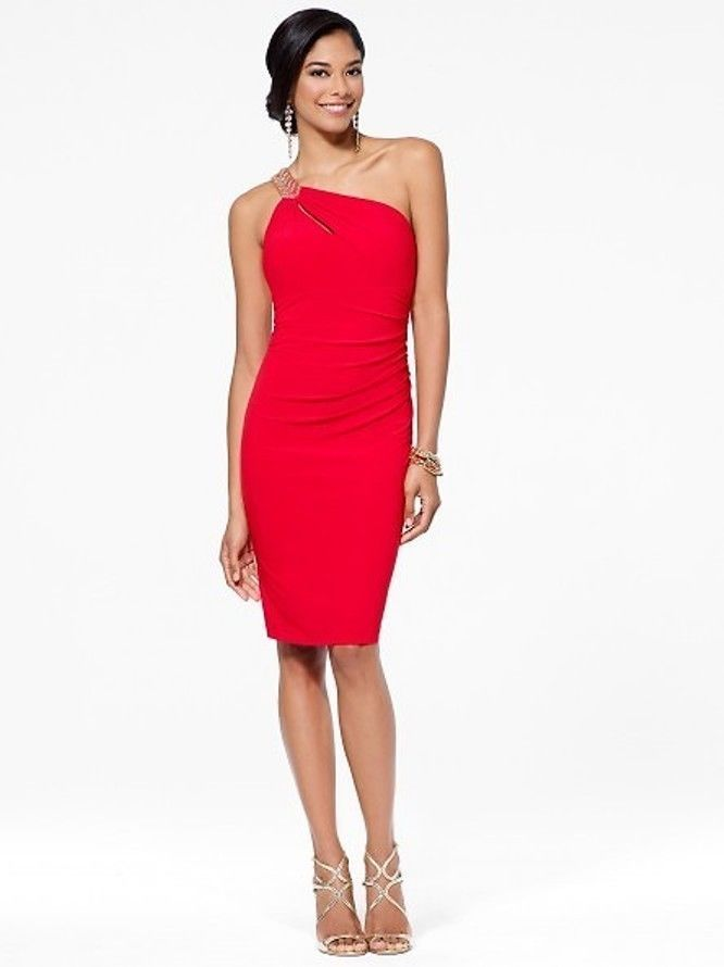 Red casino dress : Slots togo
