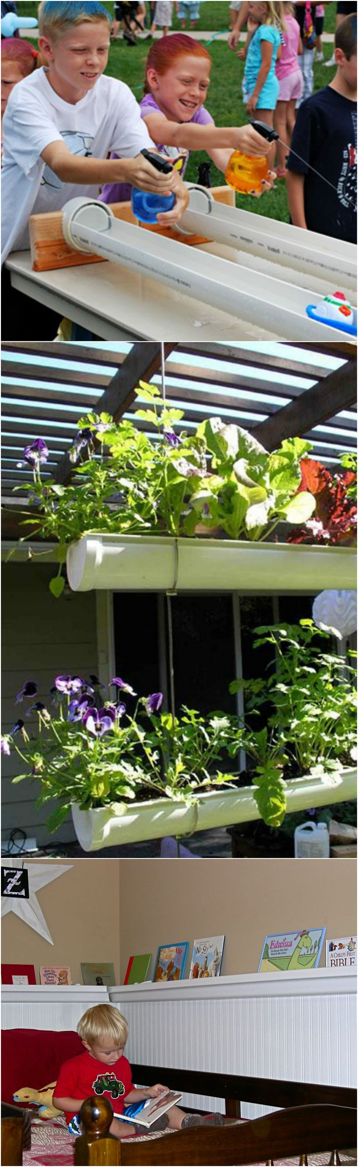 In addition to be part of your roof and water drainage, rain gutters are good friends for home and garden. It is exciting to do DIY projects using them. You can easily repurpose rain gutters into many fun and useful stuff. Old gutters, usually made of metal or plastic, end …