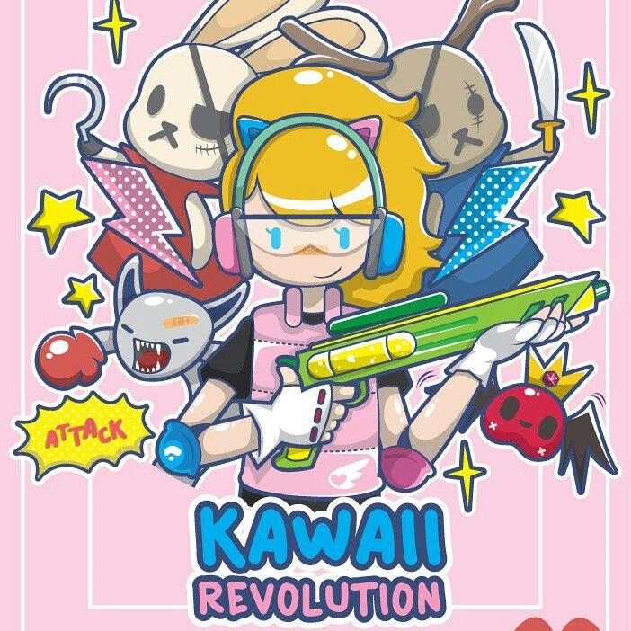 Kawaii revolutions