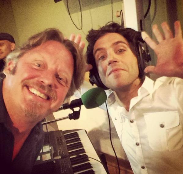 Mika at BBCRadio2 (June 5th, 2015)