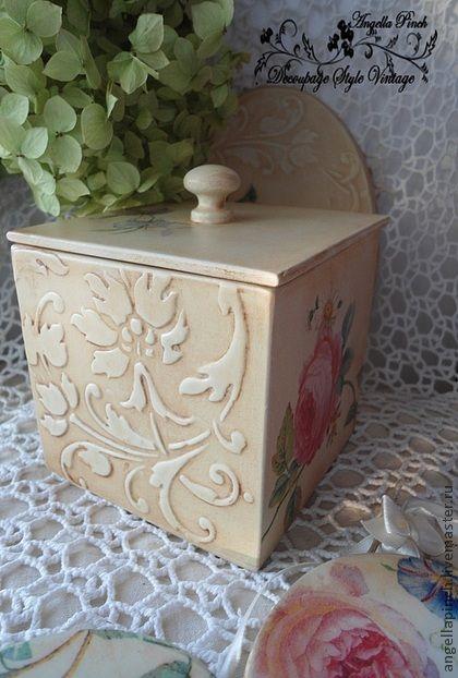 """Conjuntos de acessórios artesanais. Mestres Feira - cabide artesanal """"sharming casa"""". Handmade."""