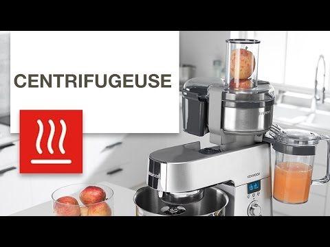 Le meilleur robot évolutif - La Centrifugeuse | Cooking Chef de KENWOOD