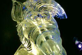 #Aardvark #Cartoon #BirthdayParty #KidsParty #Cute #TV #Art #Sculpture #IceSculpture #ArtWork