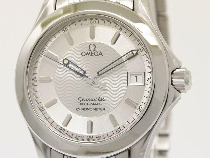 Polished OMEGA Seamaster 120M Chronometer Automatic Watch 2501.31 (BF085438)