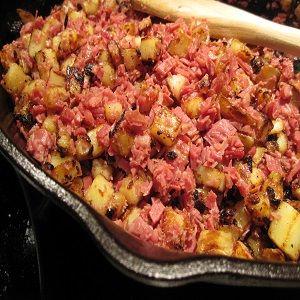 Ultimate Corned Beef Hash