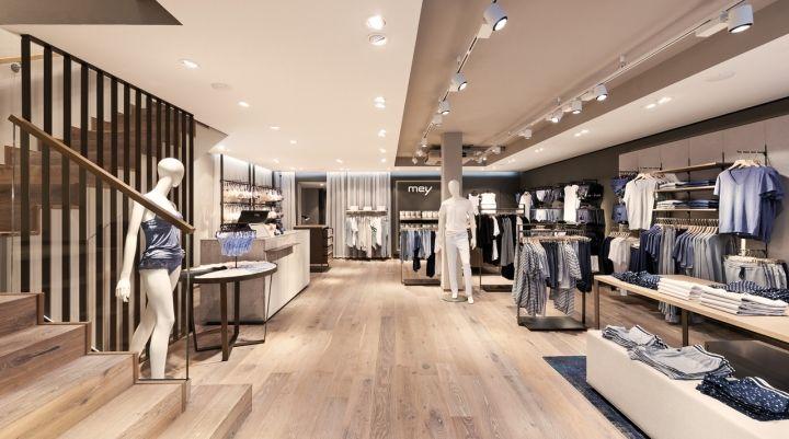 Mey lingerie store by Konrad Knoblauch, Constance – Germany » Retail Design Blog