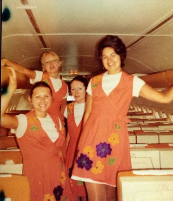 Ansett with Coolangatta Aprons