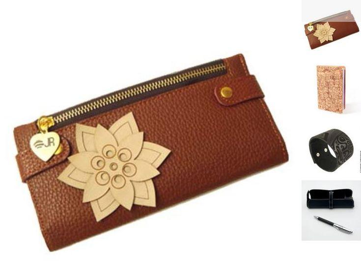 Jak laserem gravírovat a řezát do kůže? - http://www.mega-blog.cz/lasery/jak-laserem-gravirovat-a-rezat-do-kuze/ Kůže je všestranný materiál a proto se dobře hodí pro zpracování laserem. Můžete zdobit a vytvářet zajímavé výrobky: peněženky, desky, aktovky, náramky, pásky nebo boty – osobní rytiny dávají těmto předmětům extra dotek elegance.   #gallery-4  margin: auto;  #gallery-4 .gal...