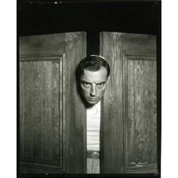 Check out this item at One Kings Lane! Buster Keaton by George Hurrell
