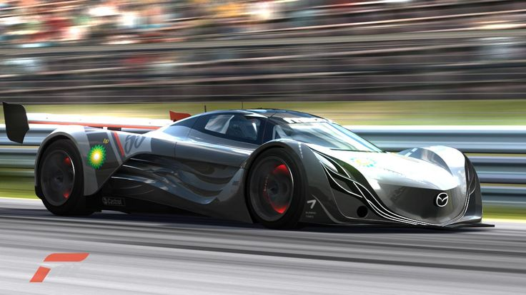 Mazda Furai Is A Famous Concept Car. As For Design And Vehicular Shapes, Mazda  Furai Is A Great Inspiration. Here Are Some Of The Photographs, Artworks  And ...
