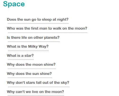 funny questions about the planets - photo #9