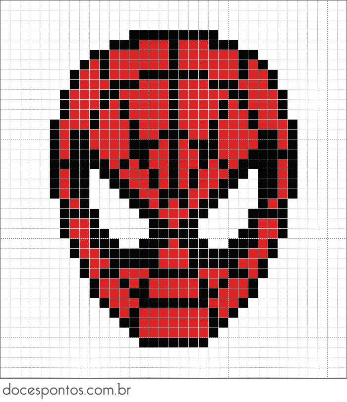 Doces Pontos: Homem Aranha