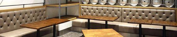 Zizzi Restaurant, Romford - JSB Interiors