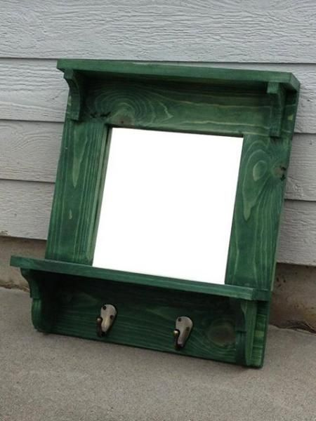 This DIYer used plans from Ana White s book and  Minwax Color Express is  Emerald to. 15 best Color Transformations images on Pinterest