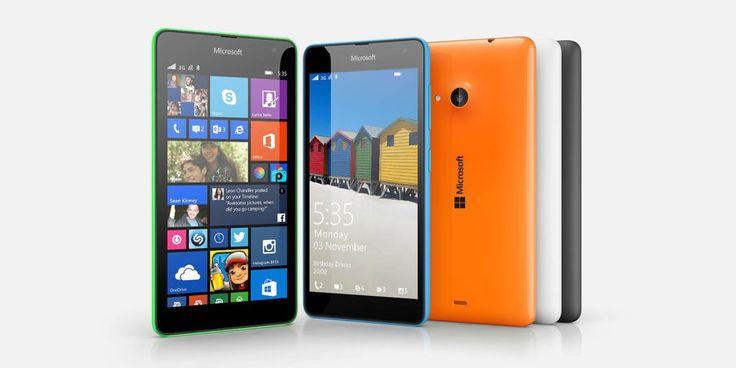 El Lumia 535 ahora es el smartphone Windows más popular - https://webadictos.com/2016/04/29/lumia-535-telefono-windows-mas-popular/?utm_source=PN&utm_medium=Pinterest&utm_campaign=PN%2Bposts