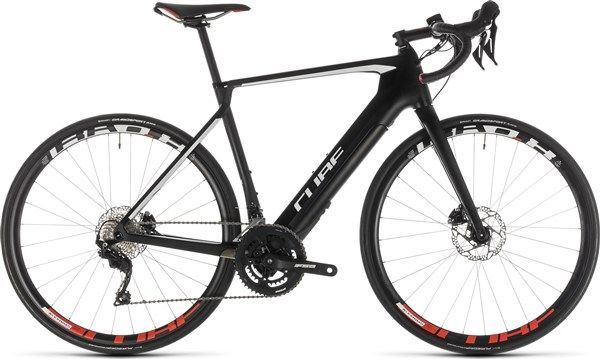 Cube Agree Hybrid C 62 Race Disc 2019 Electric Road Bike Bike