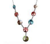 Náhrdelník Swarovsaki elements  #sperky #jewelry #nahrdelnik #necklace