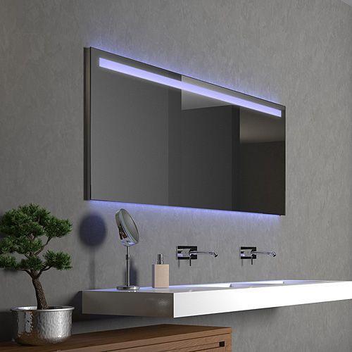 Gesunde Badezimmerspiegel Spiegelschrank Beleuchtung Bad