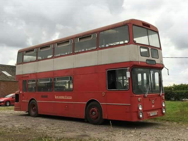 511 Fleetline in preservation
