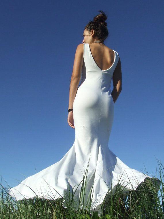 Best 25 white maxi ideas on pinterest maxi dresses for Organic cotton wedding dress