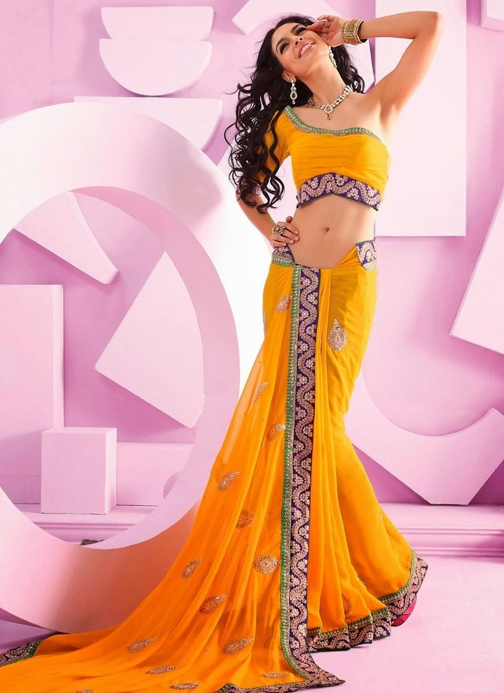 Party Wear Sarees Online Shopping with Heavy Worked! http://www.shadesandyou.com/product-category/regular-sarees/  #SareesOnline #DesignerSarees #OnlineFashionStore #BridalGowns