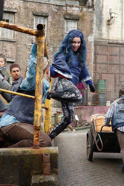 Sofia Carson una de las protagonistas de 'Los Descendientes' la próxima semana de visita en España - Disney Channel Group